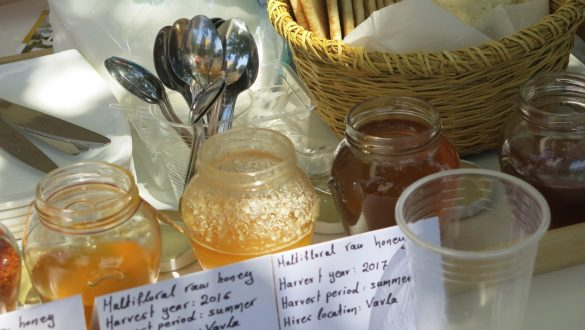 The Honey Hunt – Tasting & Cooking Class with Tour (7hrs) €125pp